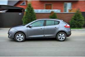 В этих авто отказались отавангардных решений: вCitroёn С4 – в эргономике салона, в Renault Megane – вовнешности.