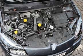 Стоимость ТО для данного мотора ниже, чем у конкурента.