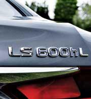 Тест-драйв Lexus LS