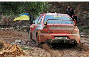 Украинцы на WRC и IRC