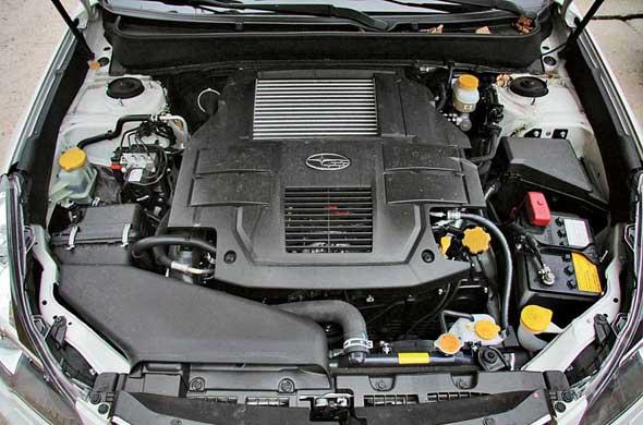 Для двигателя 2.5 Turbo предложена только одна трансмиссия – 5-ступенчатая автоматическая.