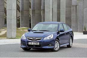 Subaru Legacy 2009 г.