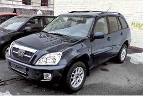 Chery SUV Tiggo