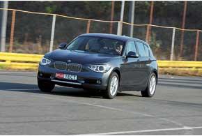 BMW 118 D 2.0 (143л.с.), АКП