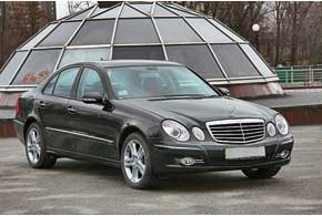Mercedes-Benz E-Кlasse (W211) 2002–2008 г. в.