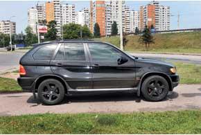 BMW X5 (Е53)