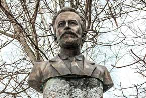 Викентий Хвойка начал раскопки вТриполье свысочайшего одобрения российского императора Николая II.