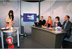В эфире Первого Автомобильного телеканала миллионы зрителей увидели розыгрыш.
