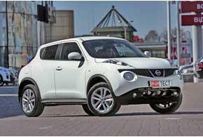 Nissan Juke 2010 г.