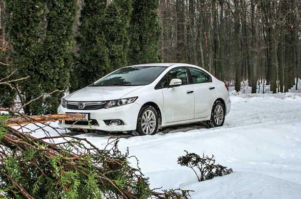 Длительный тест Honda Civic