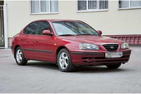 Hyundai Elantra (индекс кузова XD).