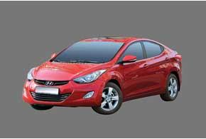 Выпуск 5-го поколения Hyundai Elantra