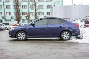 Hyundai Elantra (HD) представлена одной модификацией – с 4-дверным кузовом седан. Претензий к его коррозионной стойкости нет.