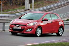 Hyundai i30 1.6 (130 л. с.), 6-ст. АКП