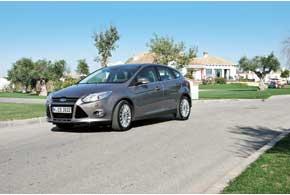 Ford Focus 1.6 (125 л. с.), 6-ст. АКП