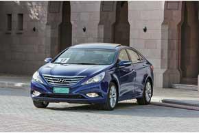 Hyundai Sonata 2,0