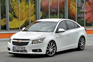 Chevrolet Cruze 1.8 (141 л. с.), АКП