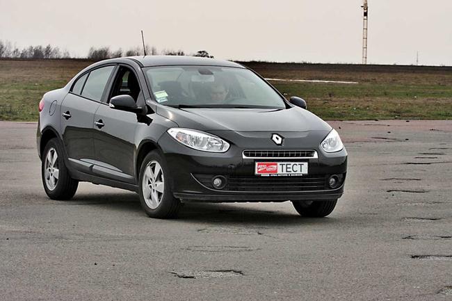 Renault Fluence 2009 г.