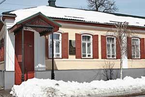 Мемориальный дом-музей С.П.Королева открытв 1970 году.