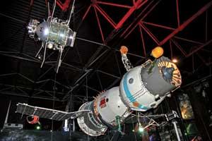 Житомирский Музей космонавтики