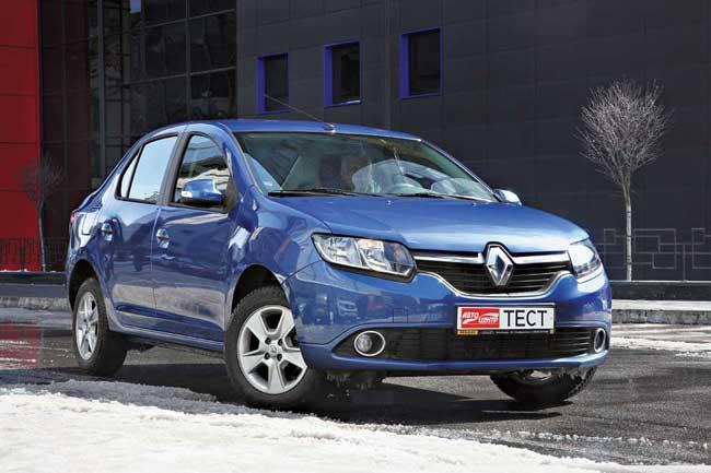 Співвідношення ціна/якість - Renault Logan