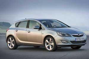 четвертое поколение Opel Astra