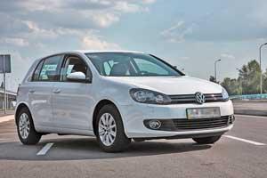 шестое поколение VW Golf