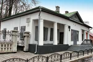 Дом-музей А. П. Чехова в Сумах