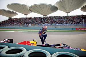 Формула-1. Гран-при Китая