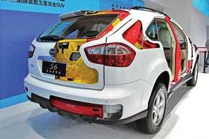 BYD S6, который уже продается вУкраине, показали сточки зрения безопасности. Его тесты по China-NCAP получили высшую оценку – пять звезд.