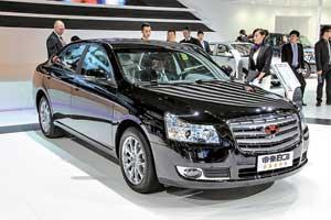 Бизнес-седан Geely Emgrand EC8 уже продается в Китае.Его судьба на украинском рынке решится в ближайшее время.
