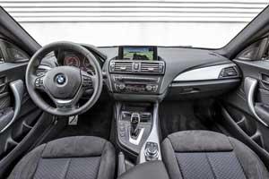 Тест-драйв BMW M135i