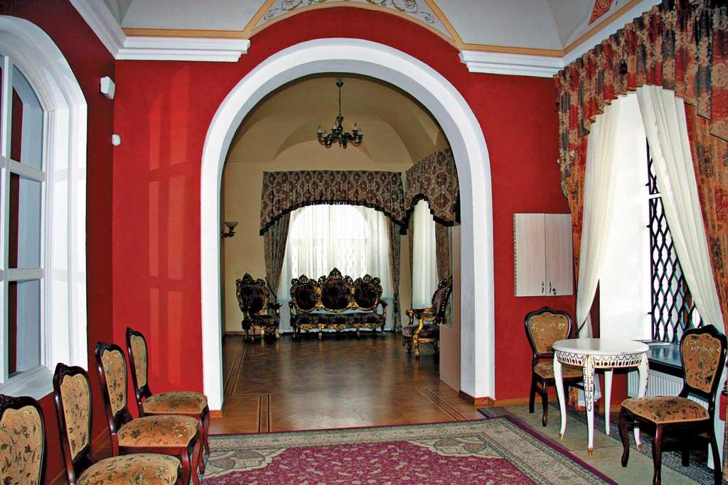 Палац Розумовського в Батурині