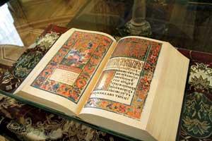 Библиотека Разумовского, насчитывающая около 2000 фолиантов, была одной из самых крупных в Европе XVIII века.