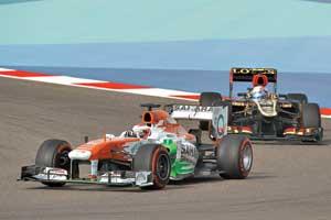 Авария на первых кругах испортила гонку Сутилу, но усилий претендовавшего на подиум ди Ресты было достаточно, чтобы Force India обошла McLaren в Кубке конструкторов.