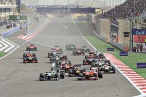 Формула-1. Гран-приБахрейна