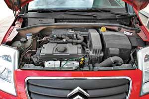 Большинство C2, в том числе и «горячие» версии VTR, оснащено бензиновыми двигателями объемом 1,4 л. Они зарекомендовали себя вполне надежными.