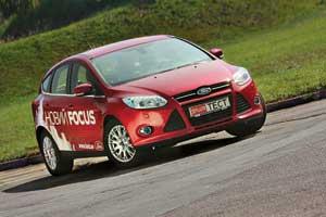 Ford Focus 1,6л(125л. с.), АКП