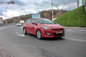 Hyundai i30 1,6л(130л. с.), АКП