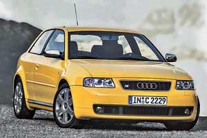 Audi S3 1999 г.