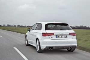Тест-драйв Audi S3