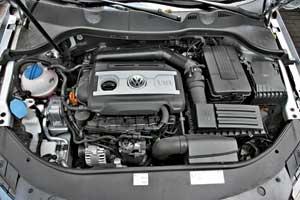 Двигатель 1.8 TSI
