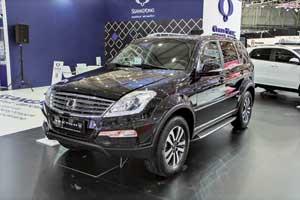 Флагманский внедорожник SsangYong Rexton W оснащается 2,7-литровым 165-сильным турбодизелем и 5-ступенчатыми коробками передач – «механикой» или «автоматом».
