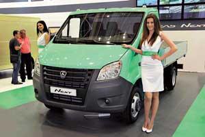 Первенец нового семейства «ГАЗель Next» – легкий грузовик с бортовой платформой.