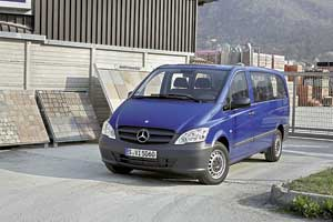 Mercedes-Benz Vito Shuttle