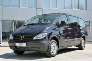 Mercedes Vito 2004–2010 г. в.