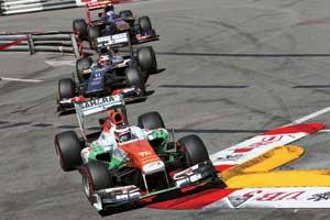 Формула-1. Гран-при Монако: Mercedes