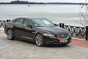 Jaguar XJ LWB AWD 3,0 л Supercharged (340 л. с.)