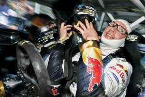Латвала добыл свою восьмую в карьере ипервую в составе команды VW победу.