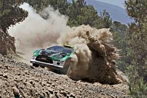 Заработанные 18 баллов позволили Юрию Протасову подняться в итоговой классификации на вторую позицию зачета WRC 2.